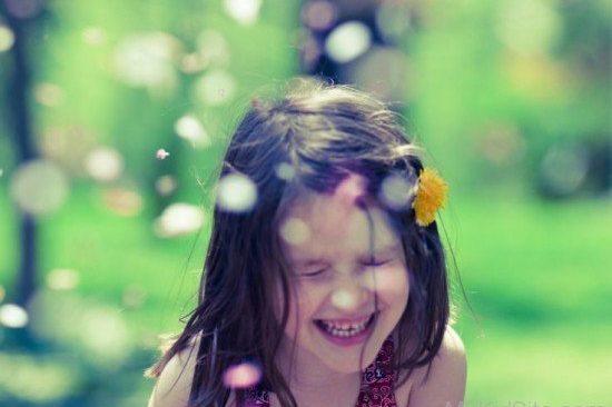愛笑的彰化女孩