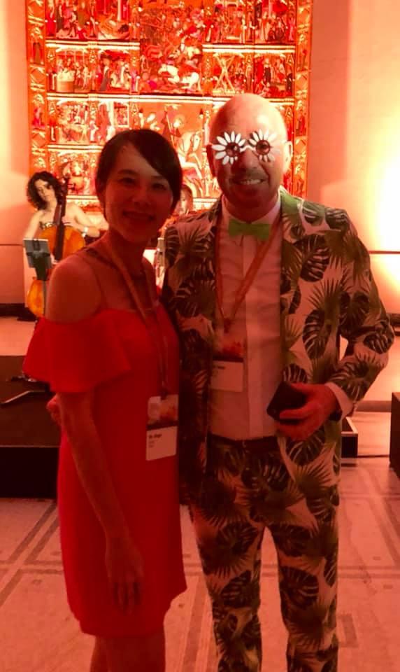 隱適美全球高峰會2019-台中牙齒矯正推薦-楊念珊醫師心得分享-花絮-美國俏皮醫師