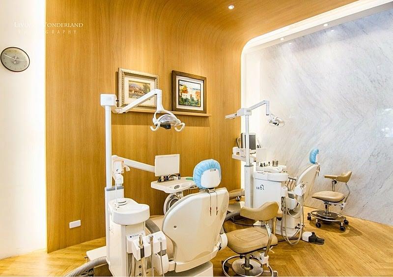 隱適美隱形牙套日記-invisalign-戴蒙矯正器-牙齒矯正心得比較-台中牙齒矯正推薦楊念珊醫師診間設備