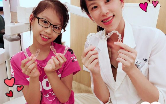 兒童牙齒矯正黃金期是何時?牙齒矯正的藝術